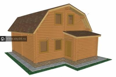 Дом Д-2-146-220