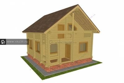 Дом Д-2-106-220