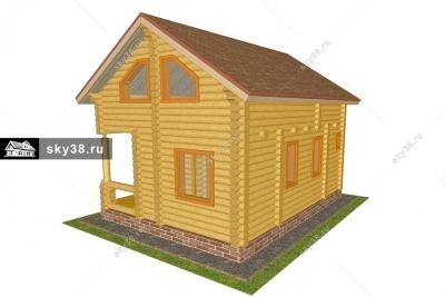 Дом Д-2-96-240-2