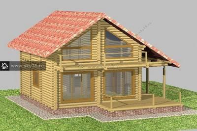 Дом Д-2-150 проект