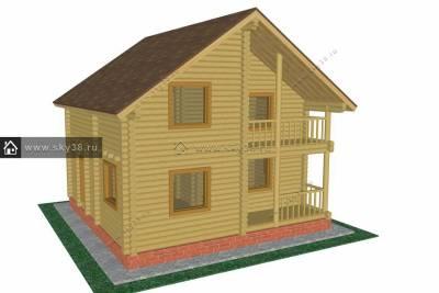 Дом Д-2-144