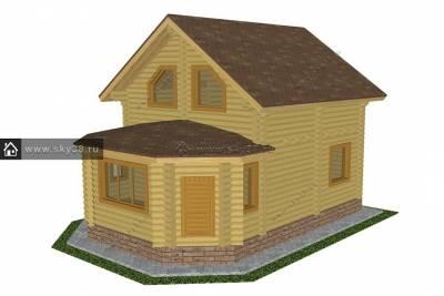 Дом Д-2-104-240